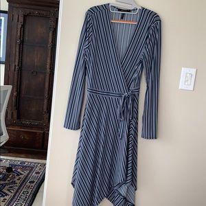 Wrap dress by BCTF maxazria
